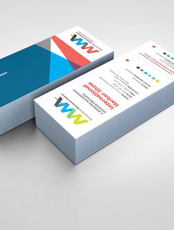 Business Card Large Item Printngo Imprimerie Bizerte Tunisie